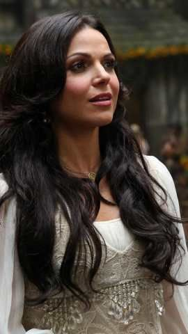 Lana Parilla as Regina in the 'Quite a Common Fairy' episode of