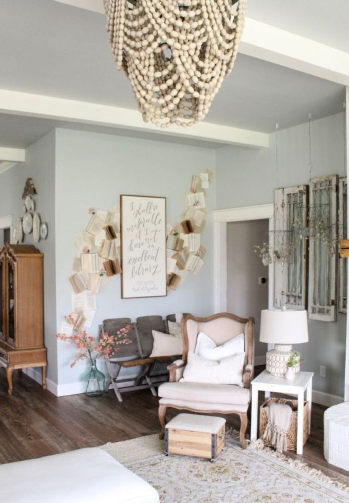 Beautiful Living Room Decoration Ideas For Spring And Summer (44