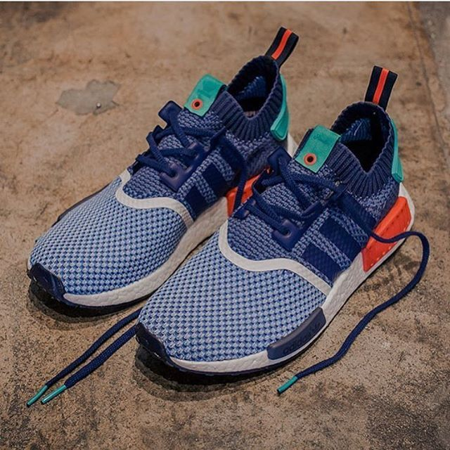 These are 100% genuine Adidas Originals NMD R1 Men Blue Geometric Camo THE  NMD R1 IS INSPIRED IN EQUAL PARTS BY CONTEMPORARY FUNCTIONAL DESIGNS AND…
