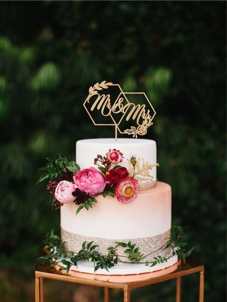 Simple But Elegant Wedding Cake Designs In 2019 Wedding