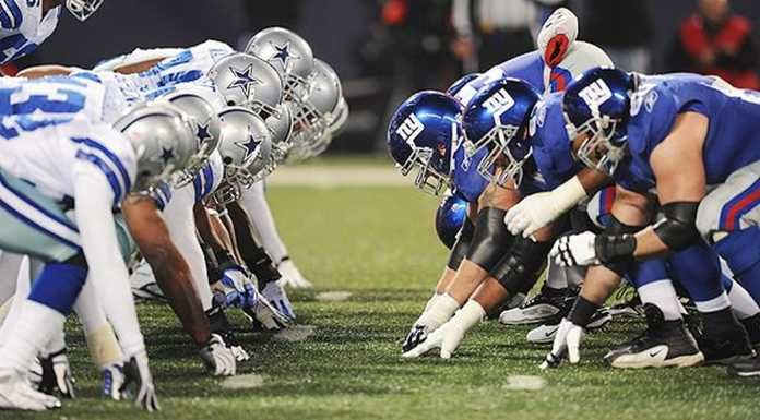 Dallas Cowboys  1-0, 1st in NFC Eastern Division    Final - Today, 5:30 AM AT&T Stadium, Arlington, Texas    Before Tony Romo could survey the field for a potential winning touchdown