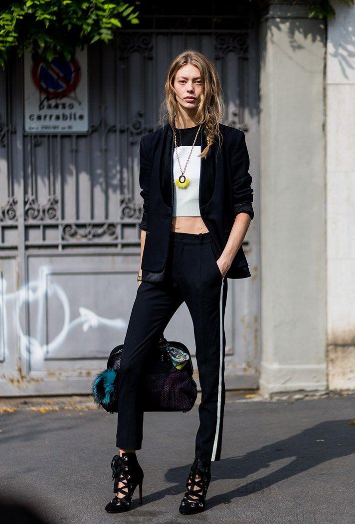 2242 Best Model Street Style Images On Pinterest
