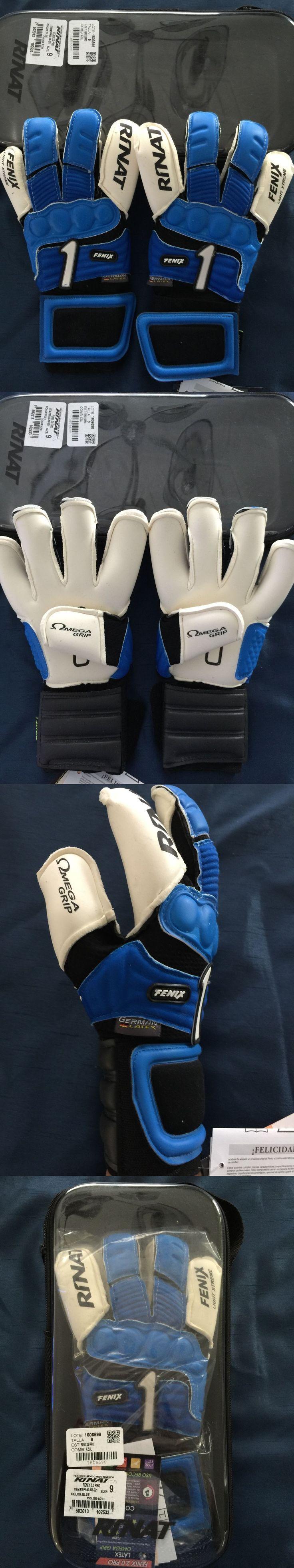 Gloves 57277: New Rinat Fenix 2.0 Pro Goalie Soccer Glove Size 8, Goalkeeper, Futbol, Football -> BUY IT NOW ONLY: $59 on eBay!