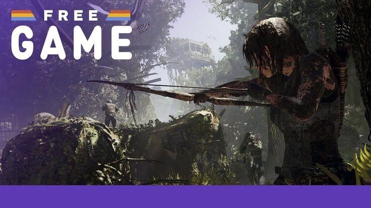 popfinna.com Tomb Raider'in Gölgesini Kazanma Şansına Girin: Her gün …