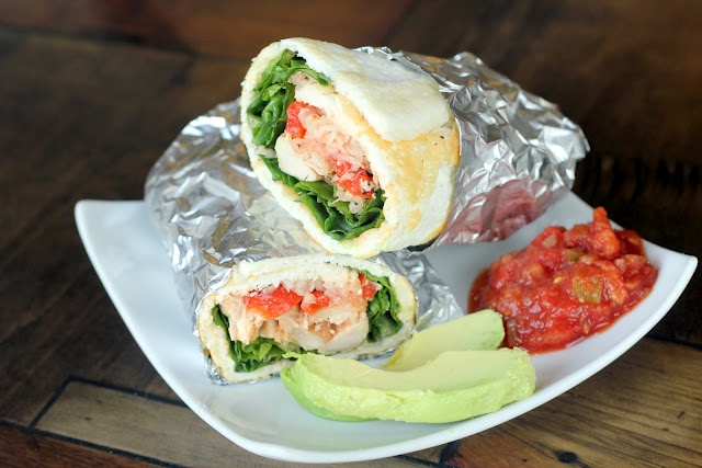 Low Fat Burritos 102