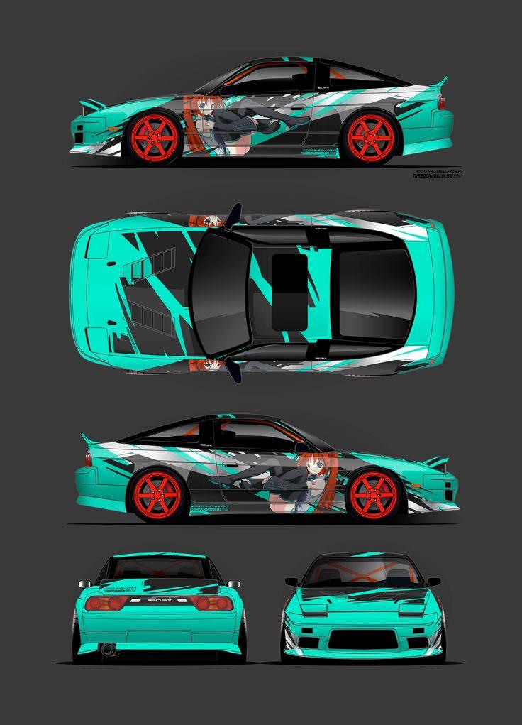 Livery Graphics Pojazdy, Samochody, Animacja