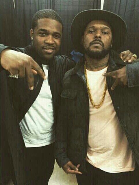 61 best images about schoolboy q on pinterest bucket hat for Asap ferg face tattoo