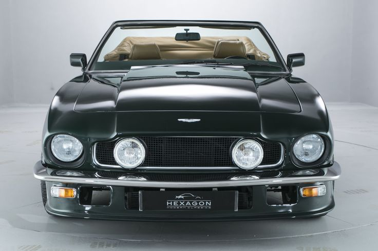 Aston Martin Volante 5.3 (1988)