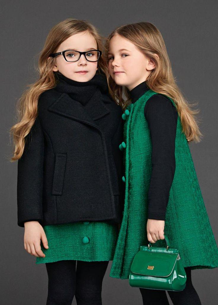Kids' Winter Fashion / Мода для самых маленьких от Dolche&Gabbana: 50 прелестных нарядов из коллекции зима 2016 - Ярмарка Мастеров - ручная работа, handmade