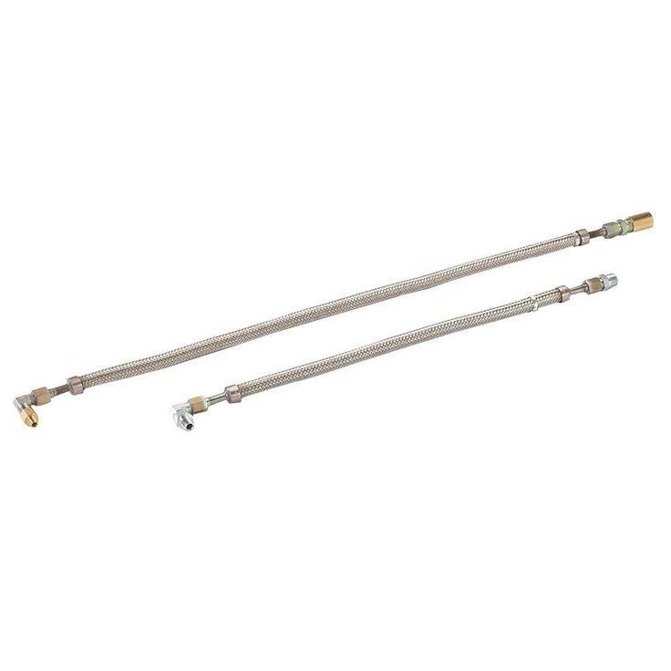 Stainless Steel Fuel Line for 15 kW and 20 kW Protector Diesel Generator