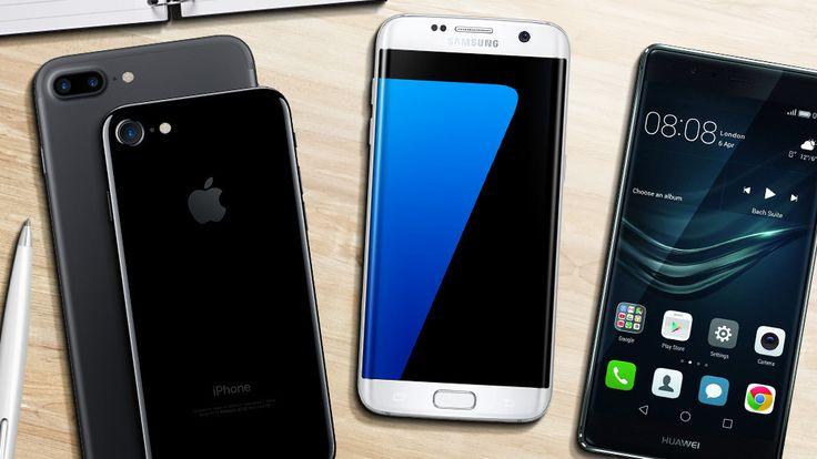 Smartphone-Test: Die besten Handys im Überblick!