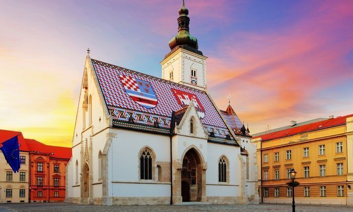Croatia And Slovenia Tour With Hotel And Air From Gate 1 Travel Opatija 10 Day Tour Of Croatia And Slovenia Tour With With Images Croatia Tours Croatia Holiday Zagreb