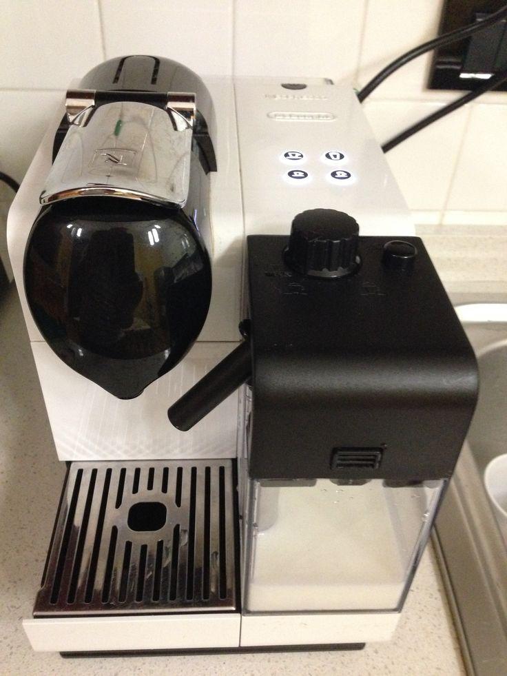25+ beste ideeën over Nespresso lattissima op Pinterest - Koffie ...