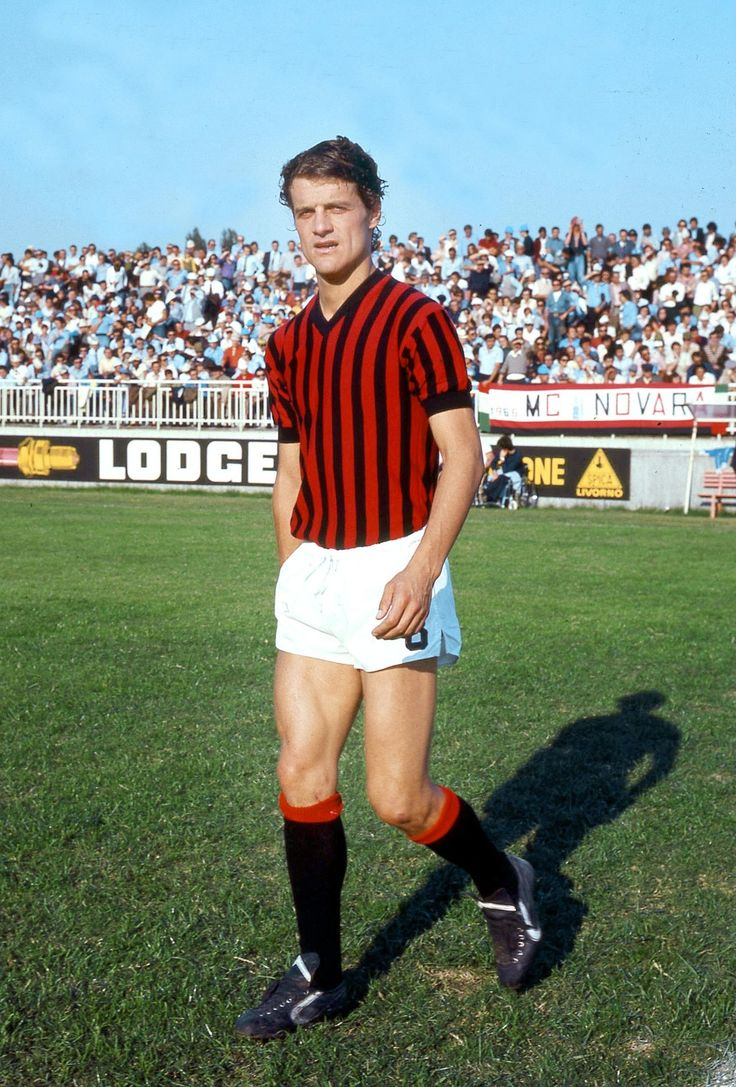 Fabio CAPELLO; 1964–1967S.p.a.l. ITA, 1967–1970 Roma ITA, 1970–1976Juventus ITA, 1976–1980 AC MILAN