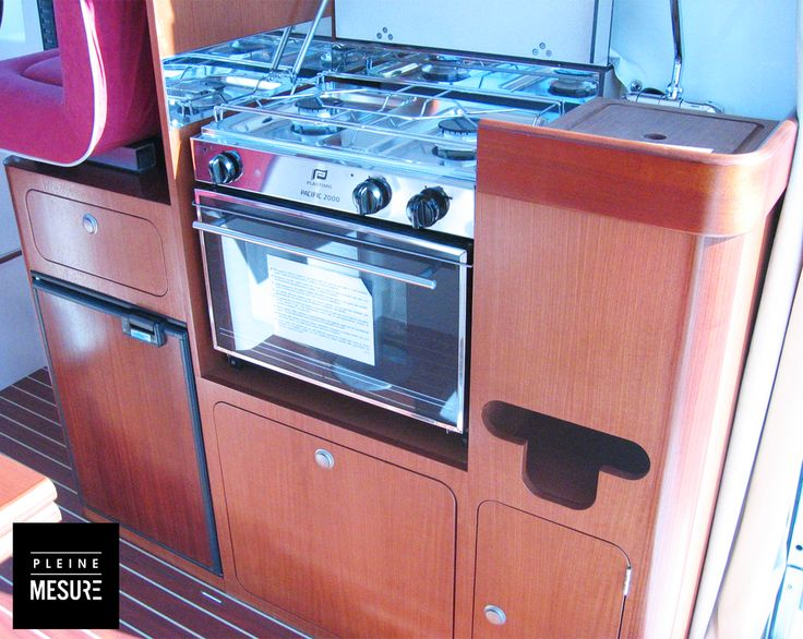 #cuisine #yacht #pleinemesure
