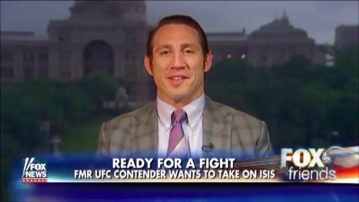 Former UFC fighter Tim Kennedy …