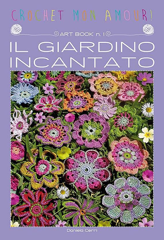 ArtBook n. 1 Il Giardino Incantato by Fatelefate on Etsy, €25.00