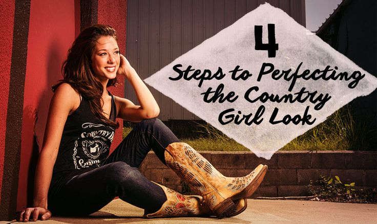 4 Steps to Perfecting the Country Girl Look:  http://www.countryoutfitter.com/style/4-steps-perfecting-country-girl-look/?lhb=style