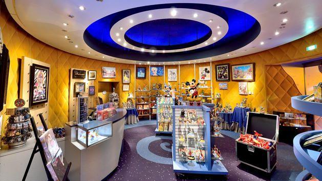 The Disney Animation Gallery | Winkels Disneyland Paris | Disneyland Paris