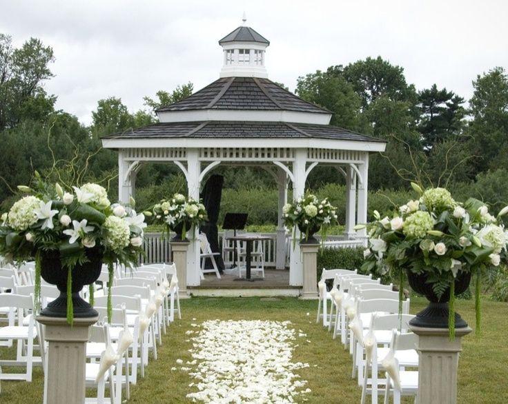 10 best White Weddings images on Pinterest Wedding aisles