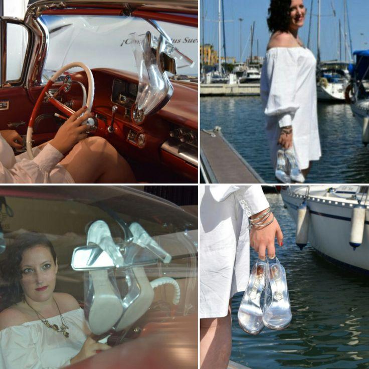 #Magrit Viajamos al pasado y al futuro con el blog DESTACA-TÉ y dos magnificos post de la mano de Paloma Silla y el modelo SILVIE. -------------------------------------------------------------------------------- #Magrit We travel to the past and future with the blog DESTACA-TÉ and two magnificent post featuring Paloma Silla and the model SILVIE  LINKS: https://destaca-te.com/2016/08/25/un-verano-con-silvie-de-magrit-viaje-pasado-cadillac/  https://destaca-te.com/2016/08/24/un-verano-con