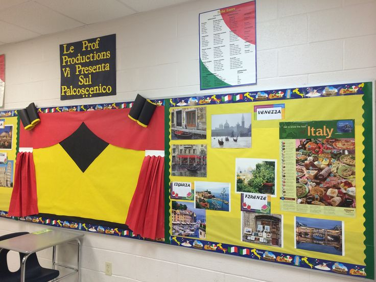 Classroom Decoration Cute ~ Best images about italian classroom on pinterest