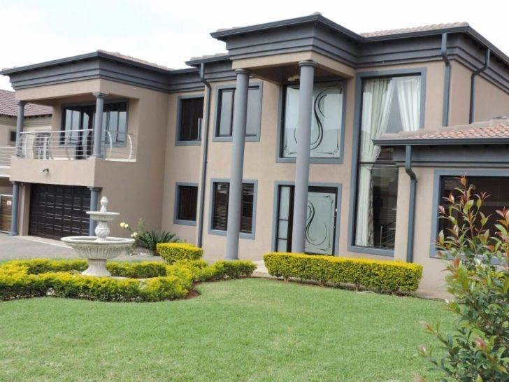 Must See Double Storey House Plans In Polokwane Awesome ...