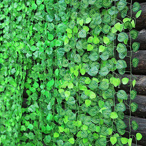 vines for balcony wall- 156 feet Fake Foliage Garland Leaves Decoration Artificia... https://www.amazon.com/dp/B01A5FL25Q/ref=cm_sw_r_pi_dp_x_5sgpyb43Q2VJS