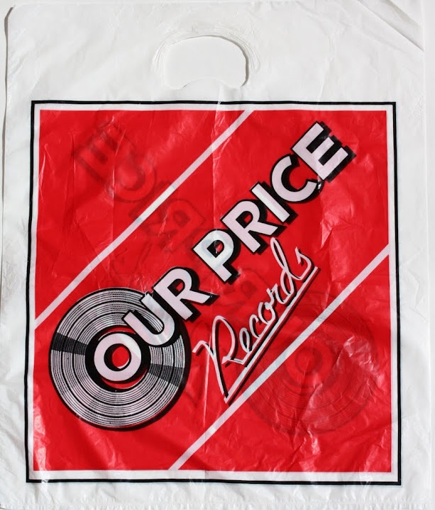 Our Price Records - 9-Oct-1986