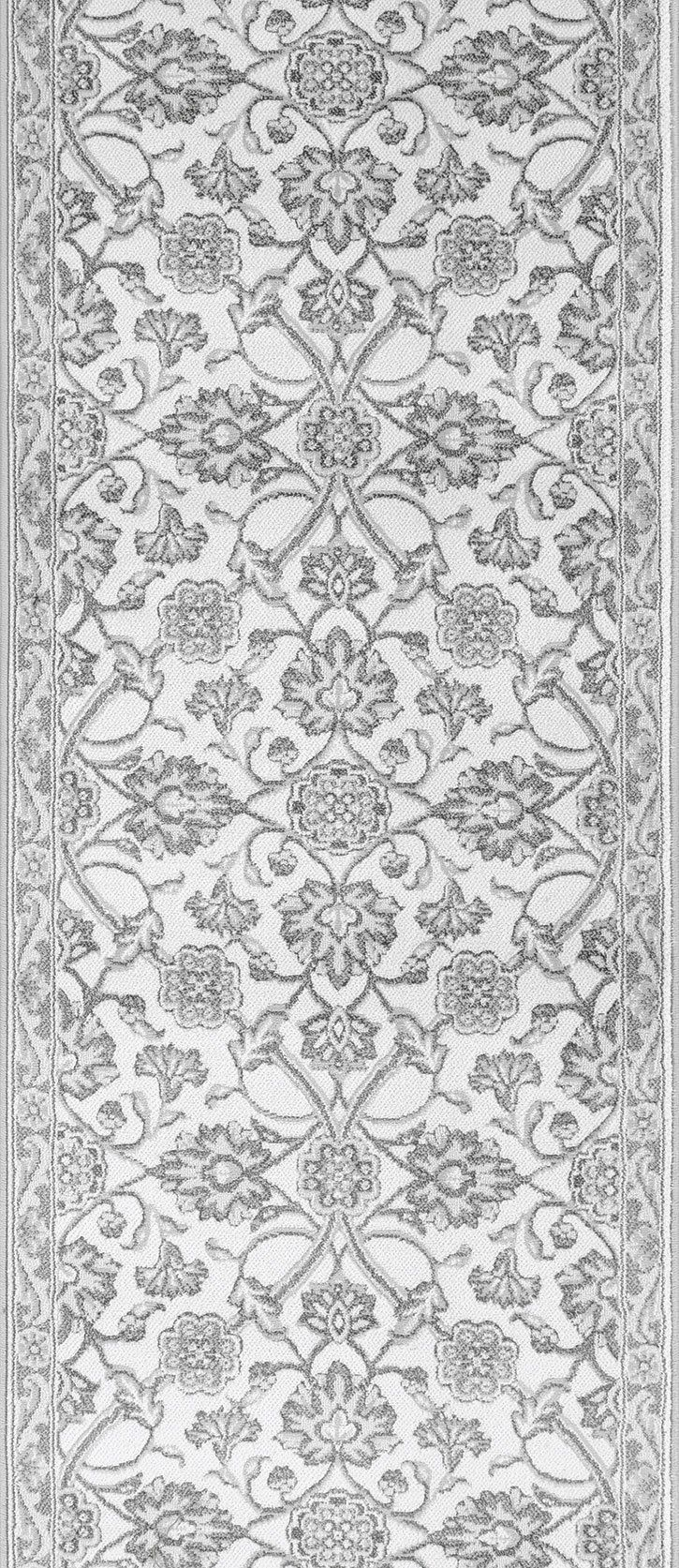 Best Couristan Vivar Cb13 B003A Pearl 2 7 31 Wide Hall And 400 x 300