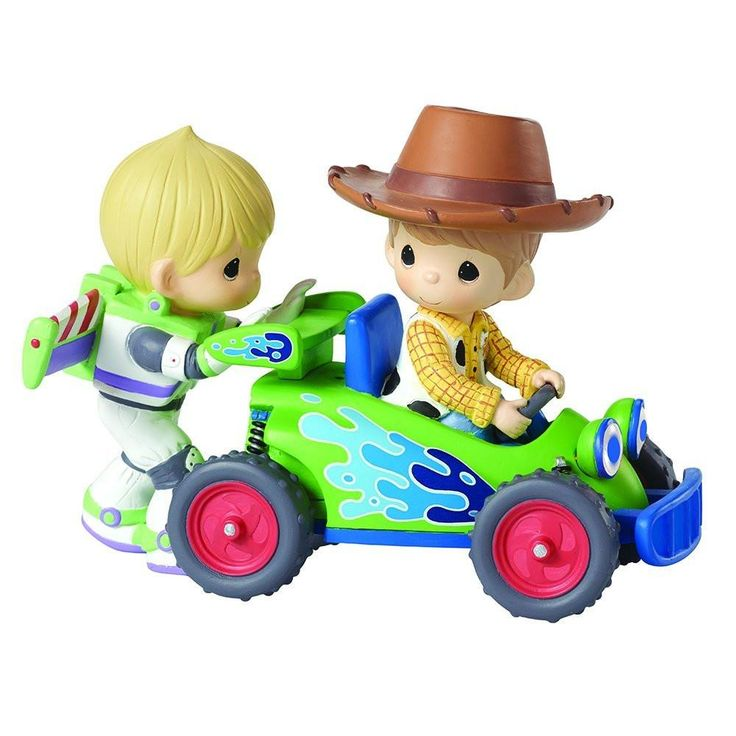 Precious Moments Toy Story LED 2 Piece Glow InThe