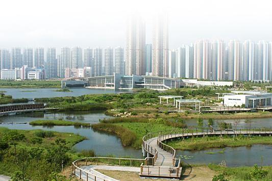 hong kong wetland park hong kong disneyland  ...