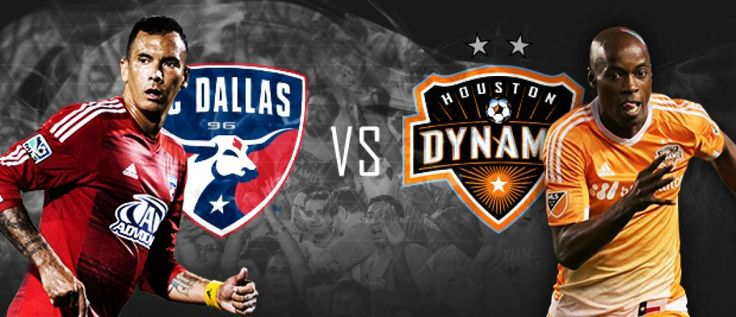 fc dallas vs houston dynamo - Google Search