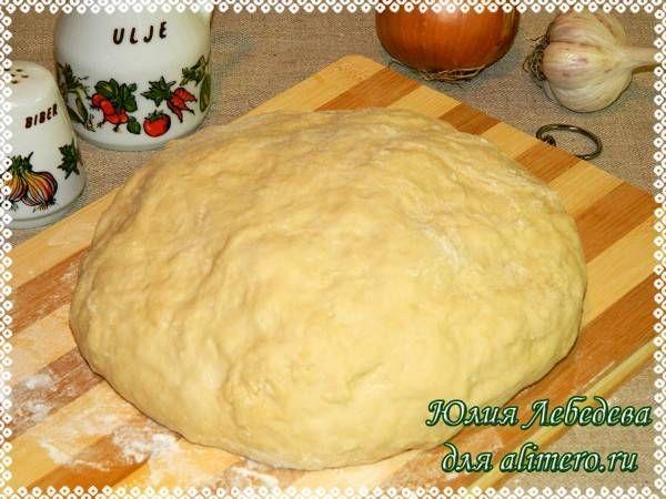 Тесто Милашино экспресс-тесто / Рецепты с фото