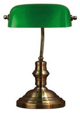 Bankers bordslampa från Markslöjd hos ConfidentLiving.se