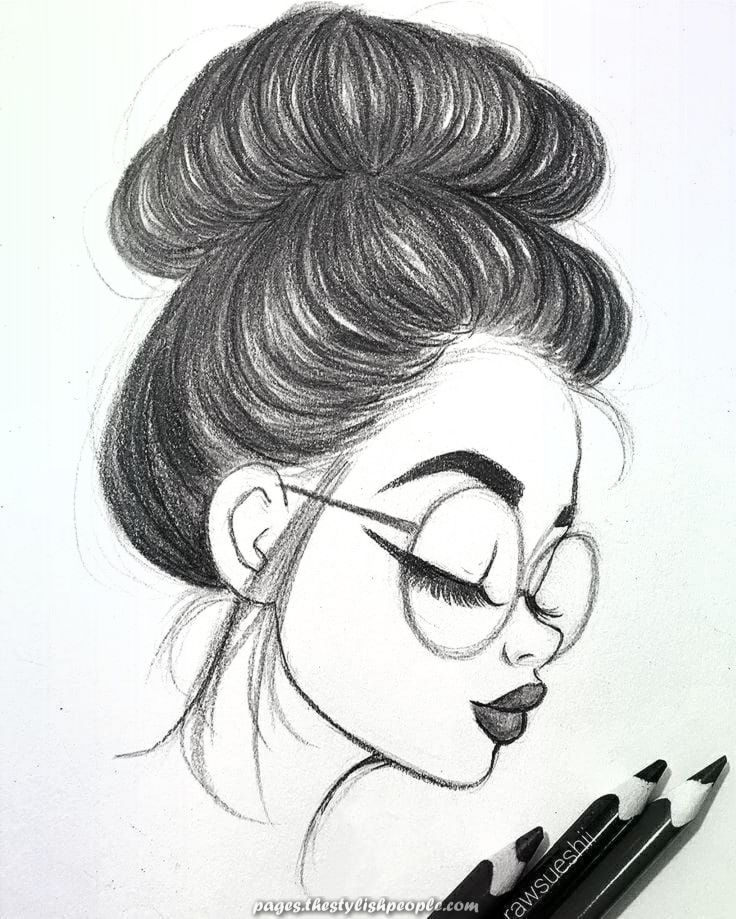The Best However A Fast Sketch Can Also Be Attainable With A Pencil Art Sketches Girl Drawing Sketches Cool Art Drawings