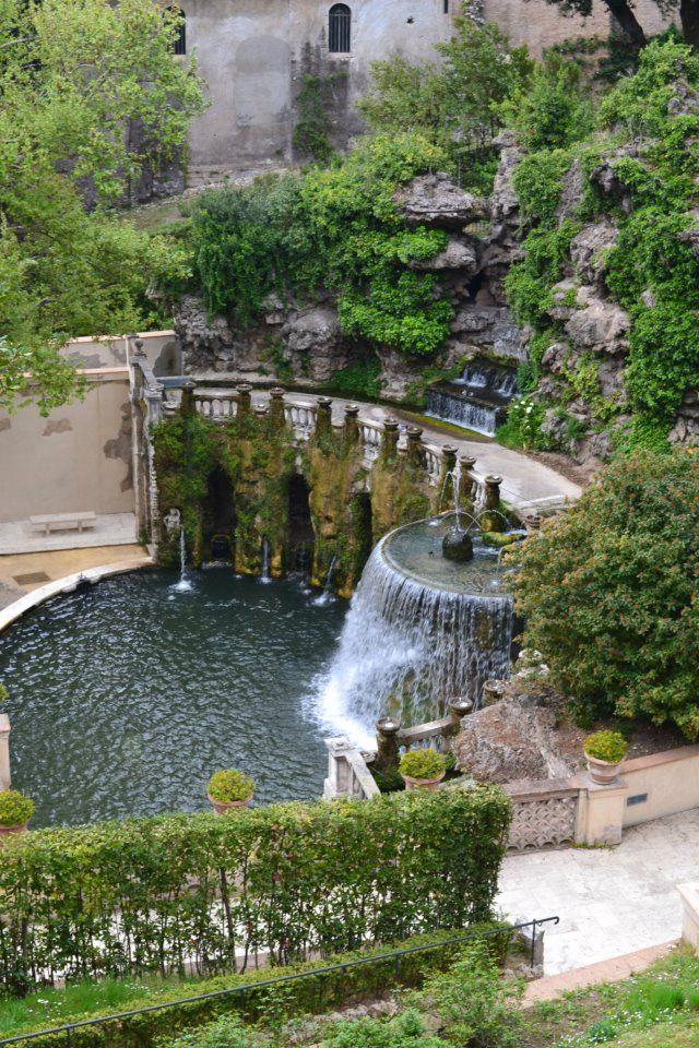 Las 25 mejores ideas sobre jardines de tivoli en for Jardin villa d este