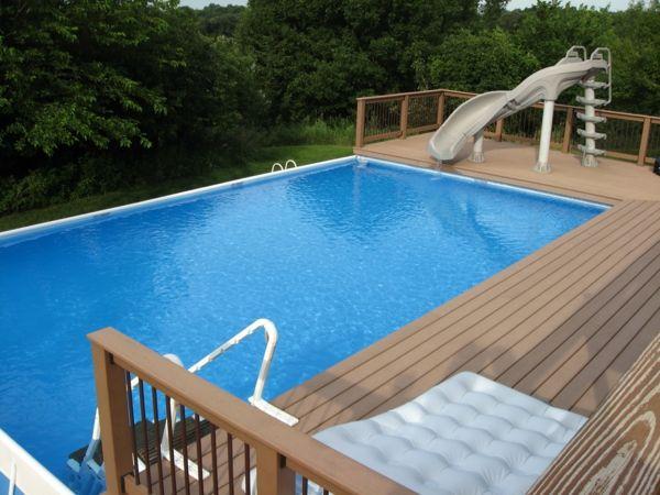 20 best classic pop habillages clients piscine laghetto Habillage piscine hors sol