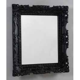 Beautifully designed baroque style mirror which complements perfectly your home. Available in various finishes. This mirror can be hung both portrait and landscape
