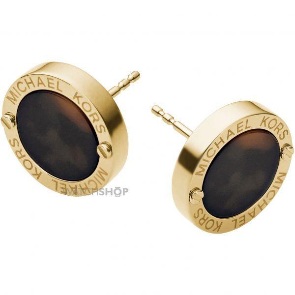Ladies Michael Kors PVD Gold plated Earrings MKJ3562710