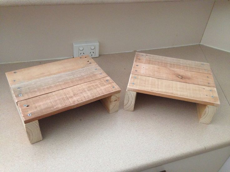 Dual Monitor Stands D I Y Pinterest