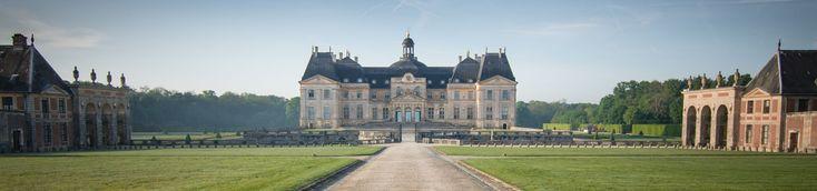 Chef-d'œuvre du 17e siècle, Vaux-le-Vicomte fut le théâtre d'événements historiques marquants. A 17th century masterpiece, Vaux-le-Vicomte was the backdrop to many major historical events. #VauxleVicomte #château #SeineetMarne