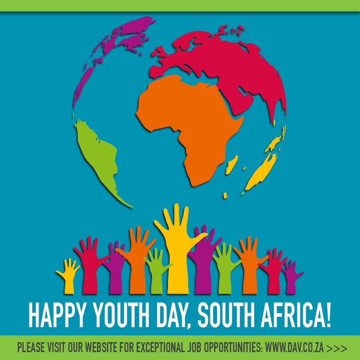 Happy Youth Day, South Africa!