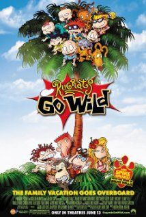 Rugrats Go Wild (2003)  Call me on it if you must O.o but i LIKE this movie :0)