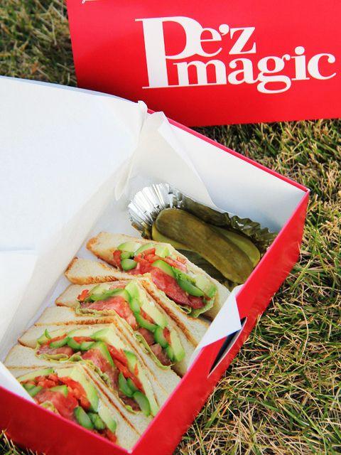 Tokyo Sandwiches : 【Pe'z magic/ペーズマジック】老舗サンドイッチ店のオーガニック&ベジタブルサンドイッチ