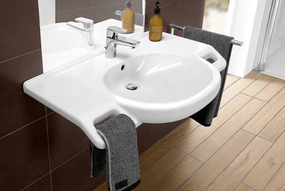 My top 5 bathroom sinks for wheelchair users – W…