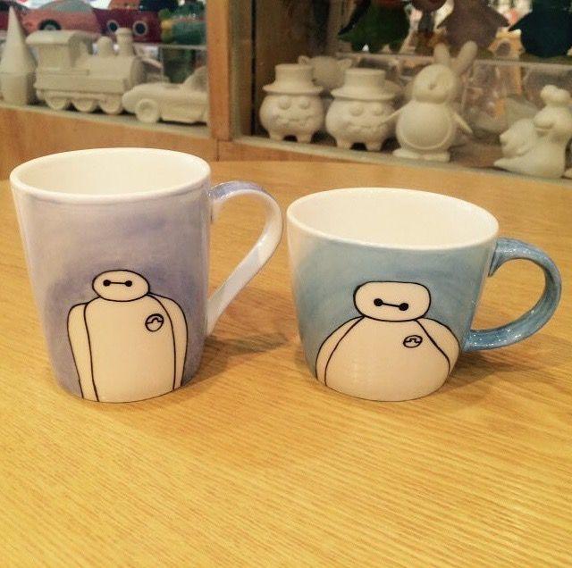 Paint Your Own Pottery Mug Idea Beymax