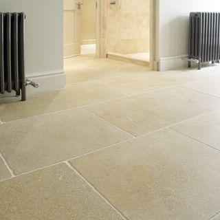 Aged Natural Stone Flooring