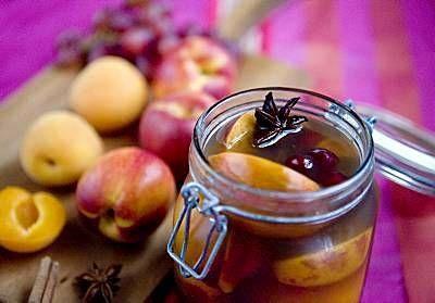 Limoncello-hedelmät