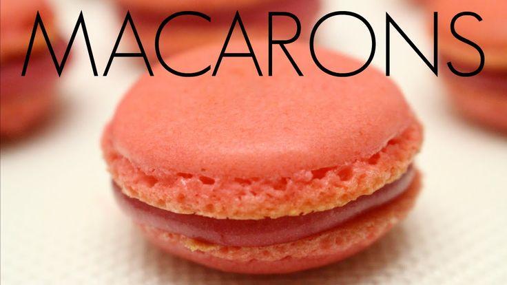 Ricetta Macarons by ItalianCakes. Tutorials di cake design e ricette di pasticceria. Musica: http://www.bensound.com/royalty-free-music Iscriviti al canale: ...
